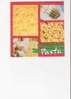 cestoviny,syr a asparágus