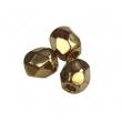 OHŇOVKY- 3 mm/50 ks /Dark gold