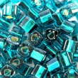 Toho CUBE 3 mm-Silver lined teal- 10g