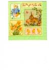 Zajačik, kuriatka a jarné kvety