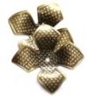 kaplík-štvorlístok 14 mm, 5 ks v balení