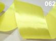 atlasová stuha 25 mm - cena za 1 m-svetložltá