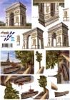 3D obrázky-Paríž