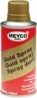 Farba v spreji 150 ml- zlatá