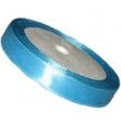 Saténová stuha 12.5 mm- azúrová-13.5 m v bal
