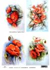 Ryžový papier 210x297mm- Maľované maky