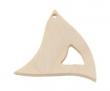 nepravidelný trojuholník 41 x 40 cm - 2 ks v balen