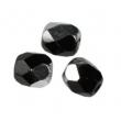 OHŇOVKY- 4 mm/50 ks /black and silver