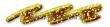 Glitter liner 28 ml- zlatý