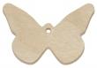 drevené motýliky 30x44 mm, 2 ks v balení