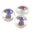 Korálky CANDY 8 mm/10 ks/crystal AB
