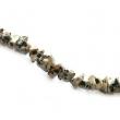 Minerálne kamene-úlomky Jaspisu dalmacia 4-9 mm