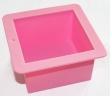 Silikónová forma na mydlo-štvorec