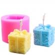Silikónová forma na mydlo a sviečky - Darček