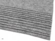 FILC 1.5mm 20x30 cm- sivá