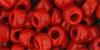 matné červené papričky 03-45