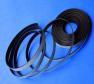 magnetická páska 12.5 mm- cena za 0.5m