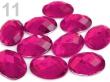 KABOŠON plastový rozmer 17x25mm-ružový
