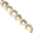 riečne perly 5-6-mm-natural, 10 ks v balení