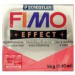 FIMOEFECT TRANSPARENT 56 g-červená