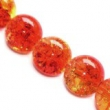Praskačky 6mm 10 ks v balení-oranžové