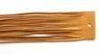 Kožený remienok-okrový