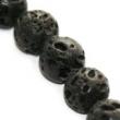 Minerálne kamene-LÁVOVÉ KAMENE 10mm,10ks v balení