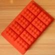 Silikónová forma na mydlo a sviečky - Lego kocky