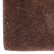 Imitácia brúsenej kože 20x30 cm/ hnedá
