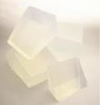 Mydlová hmota 1 Kg-Priehľadná