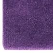 Imitácia brúsenej kože 20x30 cm/ fialová
