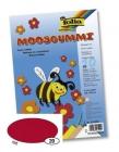 Machová guma MOOSGUMMI A4-červená