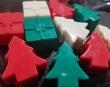 Vianočné mydielkovanie