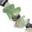 Minerálne kamene-úlomky FLUORITU 7-15 mm
