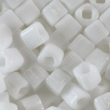 Toho CUBE 3 mm-Opaque white- 10g
