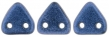 CZECH MATES TRIANGLE 6mm-5g-Metallic suede blue