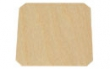 podložky drevené 10 x 10 cm