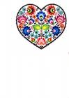Folklórne motívy v srdci