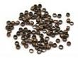 zatláčacie krúžky 2 mm -staromosadzné-20 ks v bale