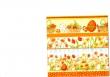 Zajačiky, veľkonočné ozdoby a jarné kvety