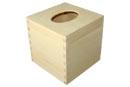 krabička na hygienické vreckovky-kocka
